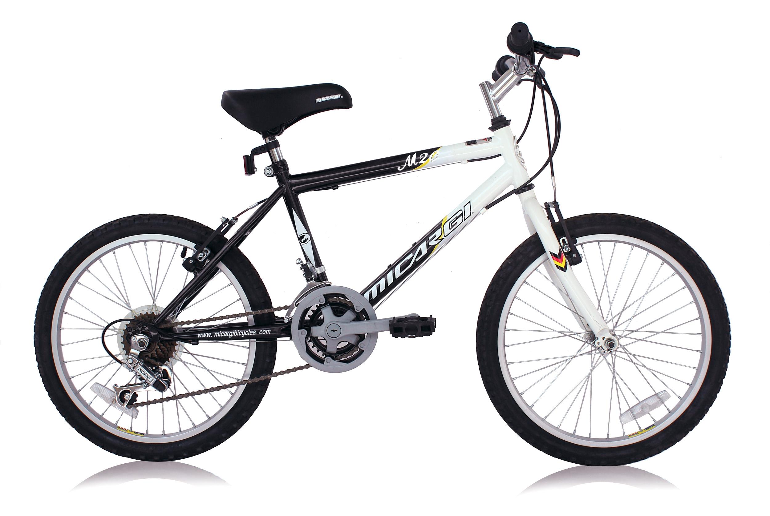 Micargi M20 Men's 7 Speed Mountain Bike