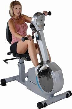 exercise bike full body workout