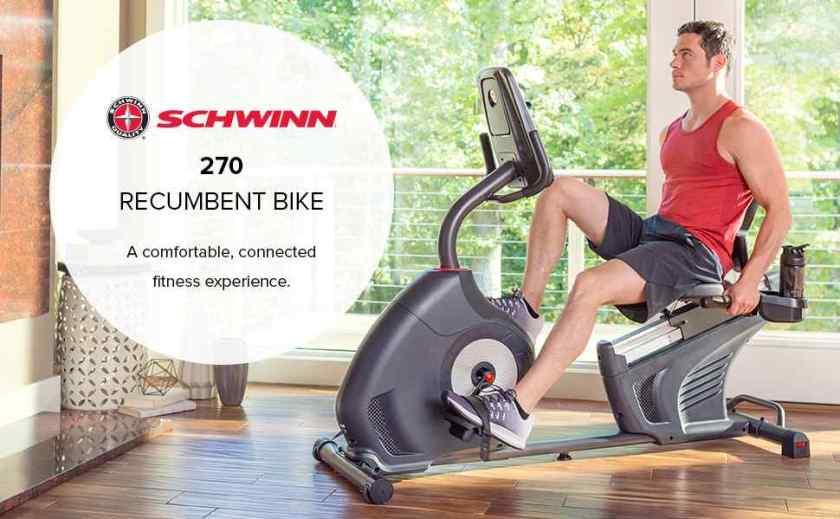 Schwinn 270 Recumbent Bike (MY17)