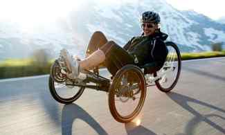 recumbent tricycle for adults