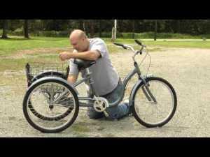3 wheel bikes for seniors