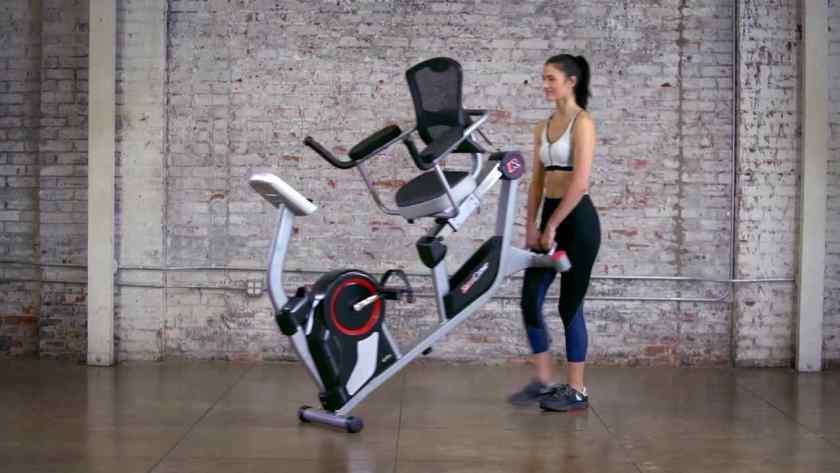 best recumbent exercise bike under 500
