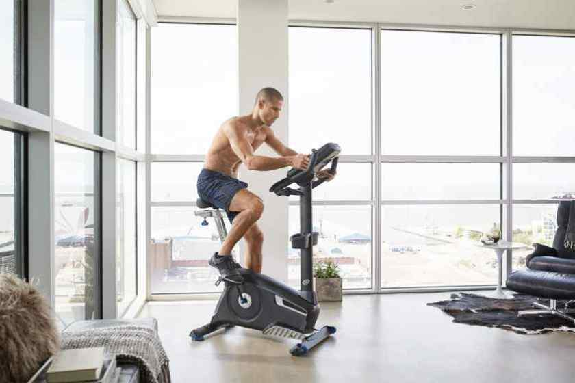 what is the best upright exercise bike for home
