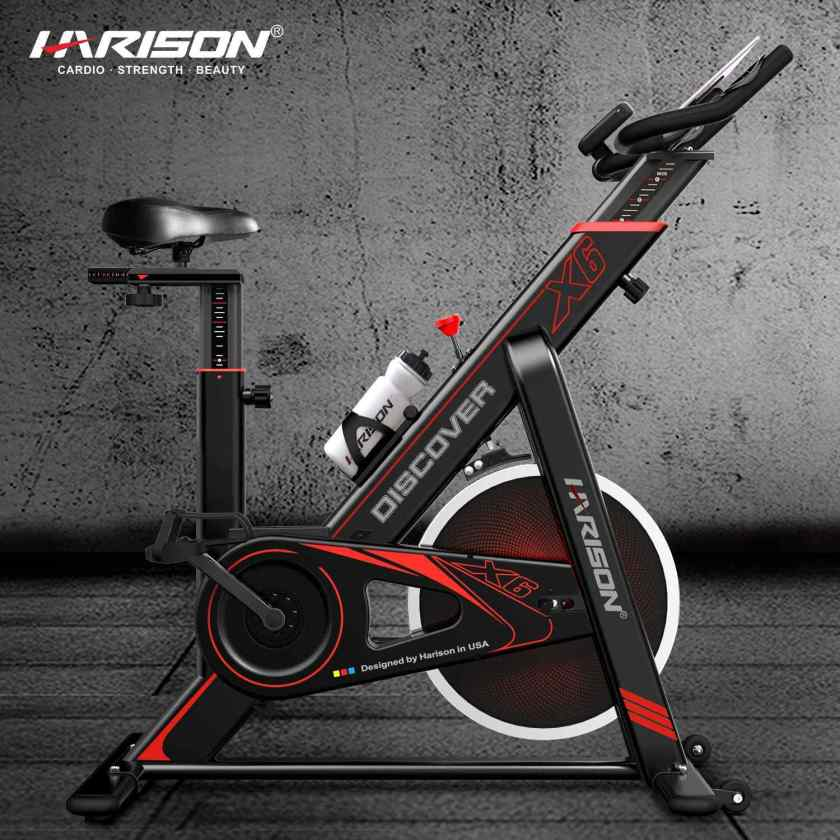 HARIOSN Indoor Cycling Exercise Bike