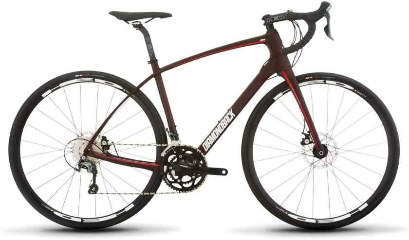 Diamondback Bicycles Arden 4 Carbon Road Bicycle