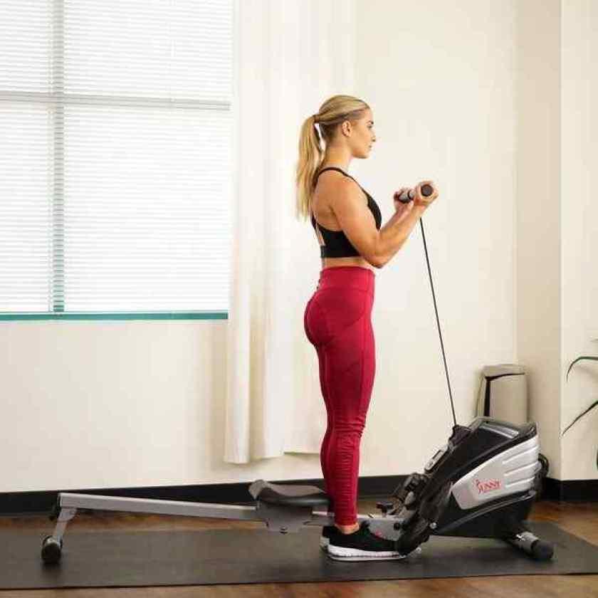 Best beginner rowing machine