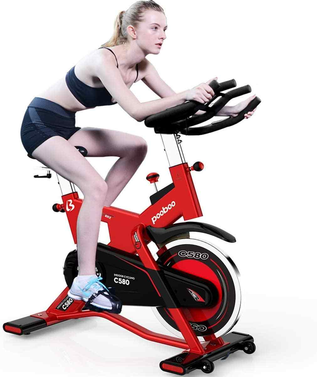 pooboo indoor cycling bike