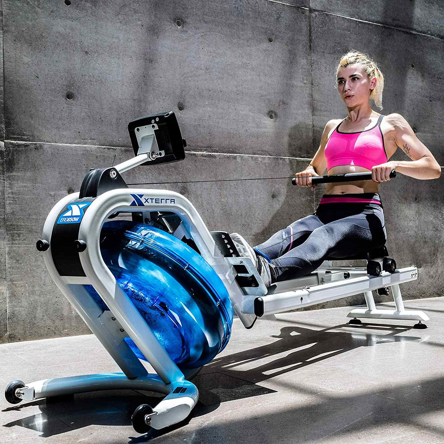 Xterra fitness erg600w water rower reviews