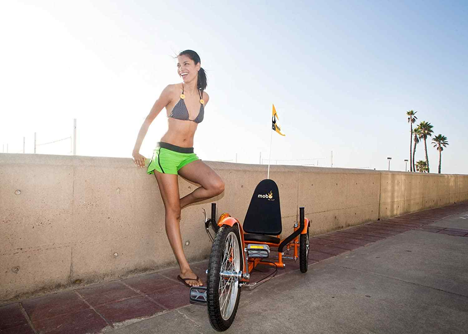 Mobo Triton Pro Adult Tricycle for Men & Women
