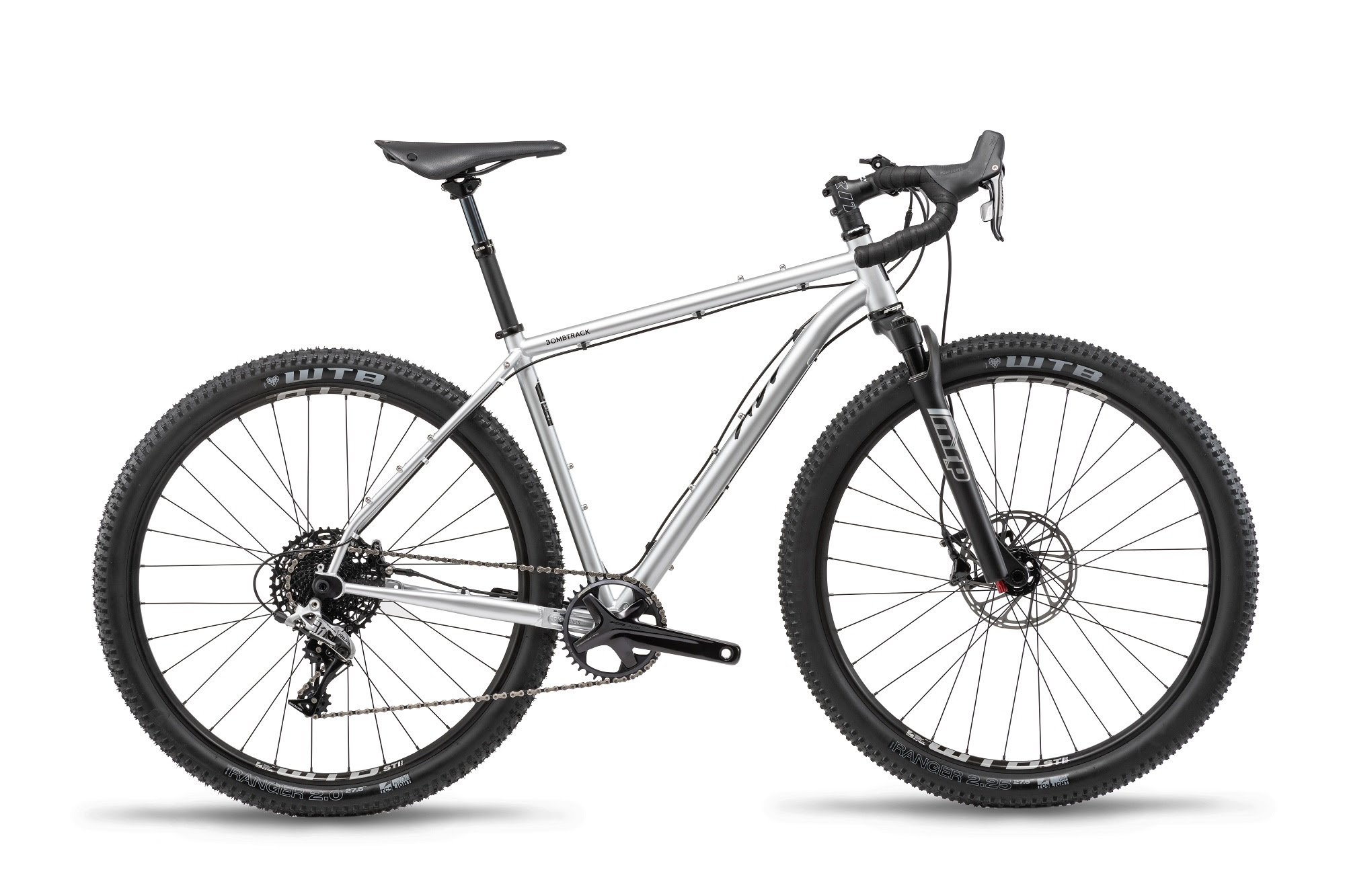 Bombtrack Hook ADV is a Blend of MTB and Gravel Rig