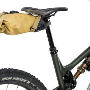 Bikepacking zadeltas evoc
