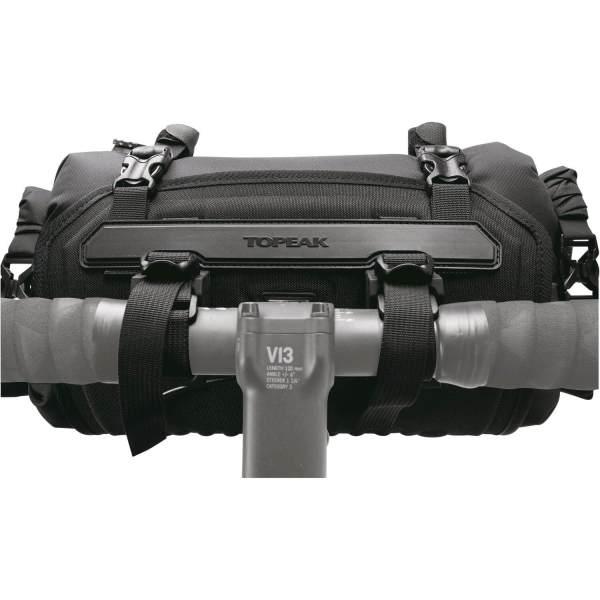 Topeak stuurtas frontloader bikepacking