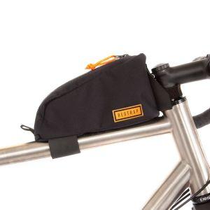 restrap frametas top tube bag bikepacking