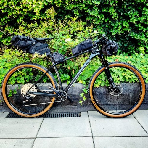 Acepac bikepacking tassen