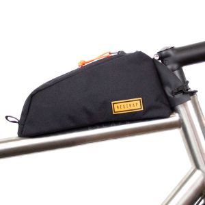 Restrap bolt on top tube bag