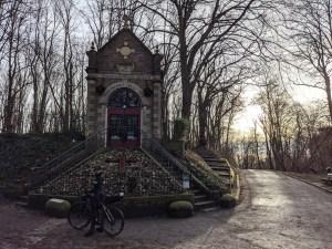 Bikepacking trip limburg