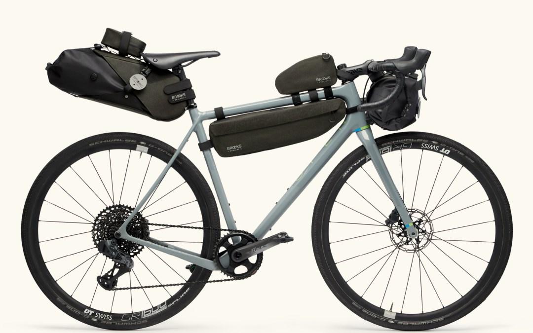 Nieuw: Brooks Scape Bikepacking tassen