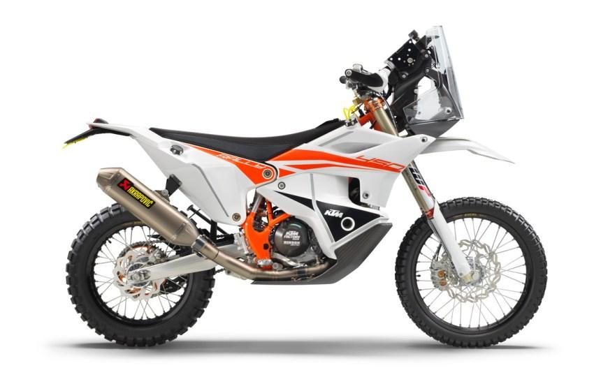 Din egen Dakar-vinder: KTM 450 Rally Factory Replica