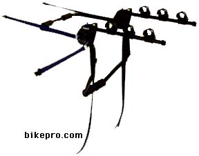 BikePro.com / Buyer's Guide / Thule Voyager 2 or 3 Bike
