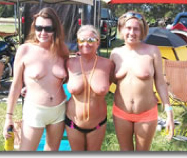 Faunsdale Rally Nude Biker Chicks