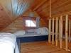 Furøy Camping Schlafzimmer oben