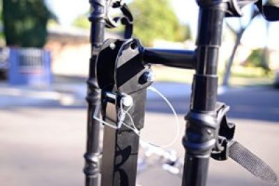 Allen Deluxe 5 Bike Hitch Mount Bike Rack 4