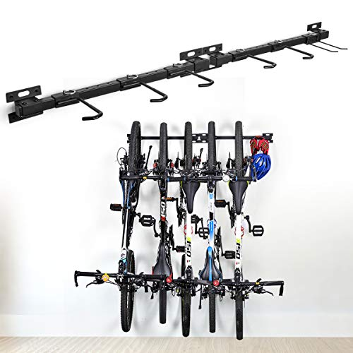 Adjustable Bike Rack Strap Bicycle Wheel Stabilizer Straps Innovative Gel Grip
