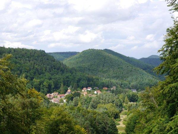 Rhineland Saarland and the French German Border Bike Ramble