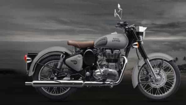 Hire Bikes in Manali - Royal Enfield Gunmetal