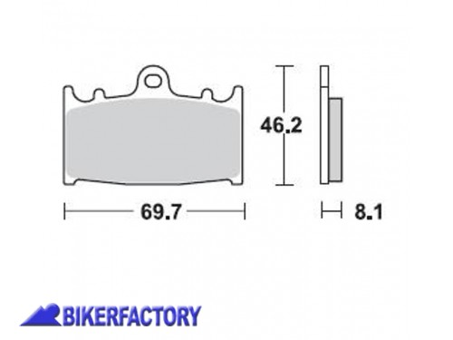 Suzuki GSF 650 Bandit accessori in vendita su BikerFactory
