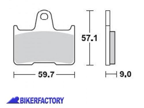 Suzuki GSX R 750 accessori in vendita su BikerFactory
