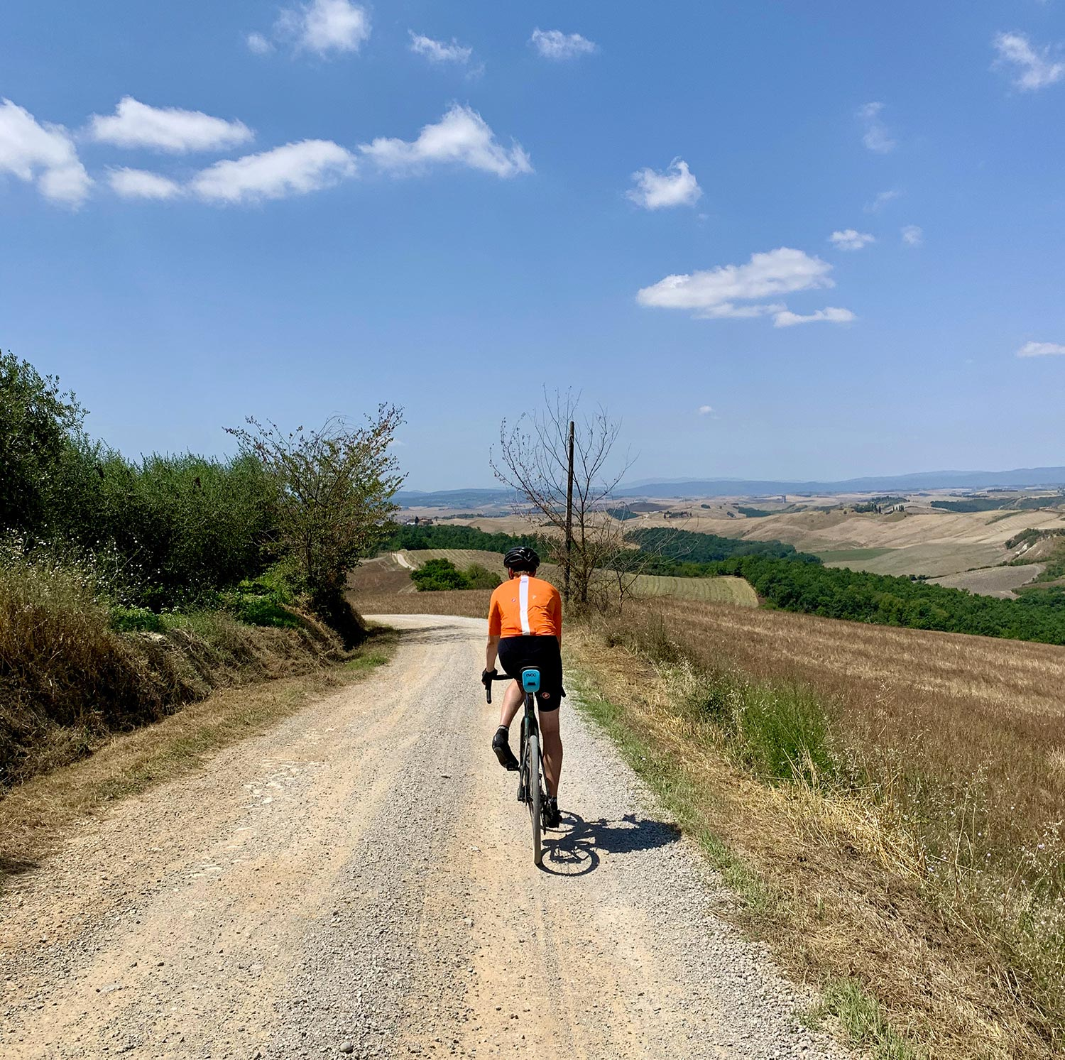 bike-tour-gravel-bike tuscany