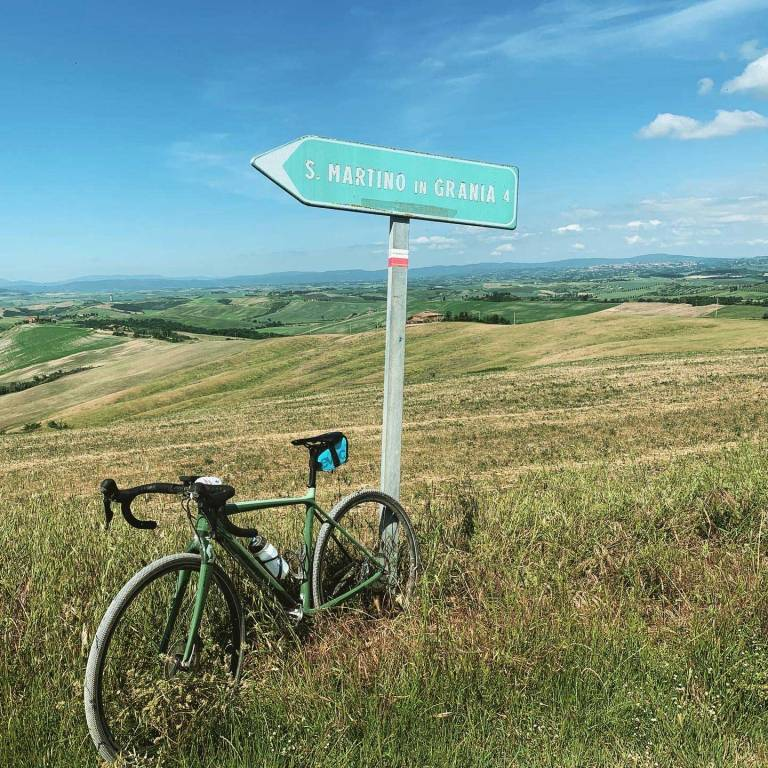 Bikeriding Tuscany Guided Tour