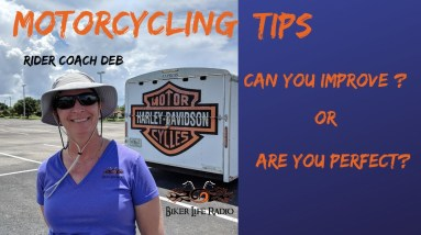 motorcycle rider tips set goals to improve your riding skills