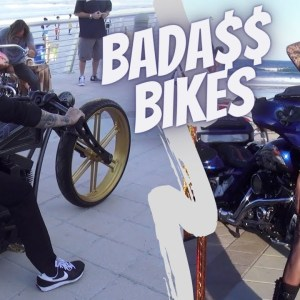 Bada$$ Expensive Motorcycles | Daytona Bike Week 2021