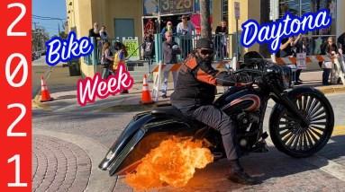 Bike Week 2021 | Best Bikes Monday | Daytona Beach