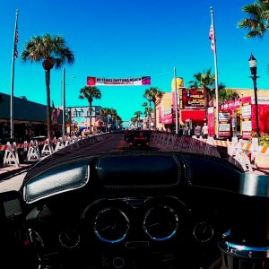 Daytona Bike Week 2021 - Ride down Main Street