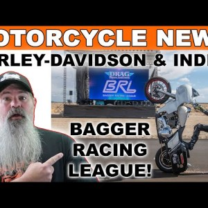 HARLEY-DAVIDSON & INDIAN RACING LEAGUE, HONDA  | Motorcycle News S1E3