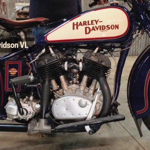 Motor Monday - 1930 Harley-Davidson VL