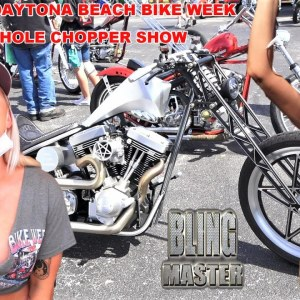 2021 Daytona Beach Bike Week, Rat' Hole Custom Chopper Show, Harley-Davidson's & More!