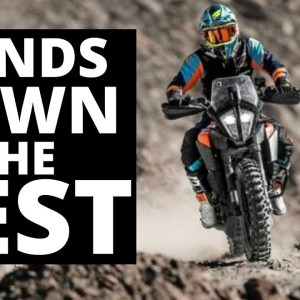 Best Small ADV Motorcycle The KTM 390 Adventure Setting Records New NEWS!