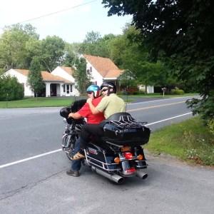 Can a Harley Wheelie?