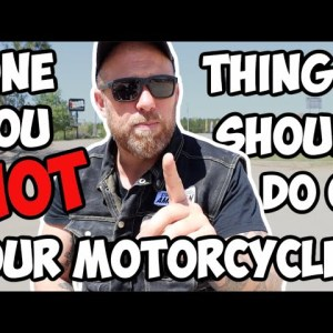 How To Do Slow Speed Maneuvering And Turning on Motorcycles