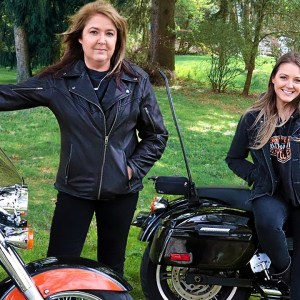 RIDING MOTORCYCLES WITH MY MOM! Her success story and why you should keep moving forward!