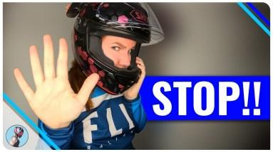 5 Things Women Motorcycle Riders HATE | MEN PLEASE STOP!!