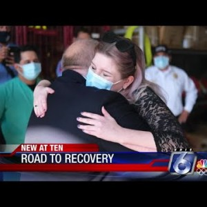 Accident survivor recounts near-death experience for Motorcycle Safety Awareness Month