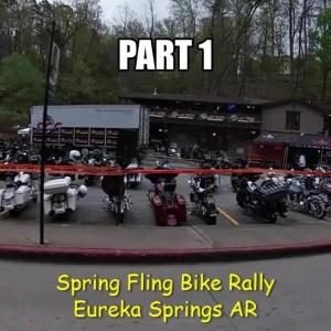 Spring Fling Bike Rally 2021 Eureka Springs Arkansas