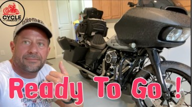 HOW TO PACK FOR LACONIA BIKE WEEK / 2020 ROAD GLIDE SPECIAL 128 BIG BORE KIT