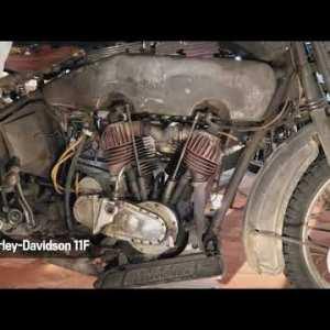 MotorMonday -1915 Harley-Davidson Model 11F #Shorts