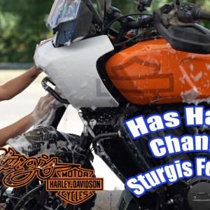 My Harley-Davidson Pan America Adventure-Sturgis Has Changed Forever!